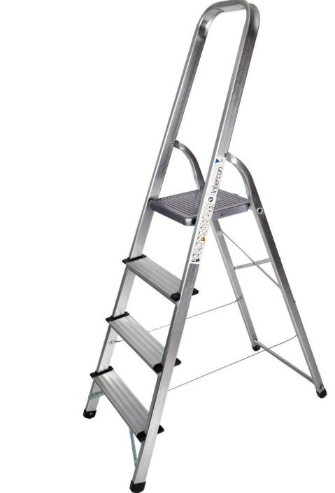 3 Stufen Leiter