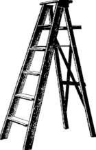 Sicherheit bei Leitern